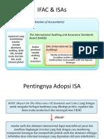 IFAC & ISAs