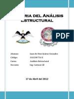 90454985 Historia Del Analisis Estrutural