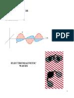 Unit 16 Electromagnetic Waves