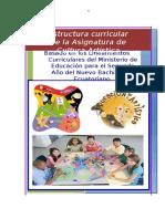 Educacion Artistica Segundo Bachillerato