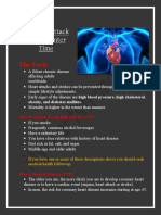 CVD No Heart Attack in the Winter Time Brochure