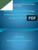 PNS Box - Pengenalan