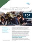 Docslide direktor i industri 2014 capgemini and successfactors transform human resources fandeluxe Gallery