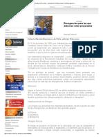 Bomberos de Chile Voluntarios Profesionales de La Emergencia