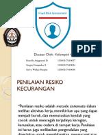 Fraud Risk Assessment New