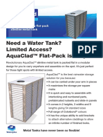 Media-Brochure-AquaClad Modular Steel Water Tank Brochure
