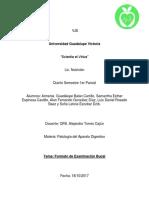 Formato de Examen Bucal-Equipo#4-5to de Nutrición-1er Parcial de Patología