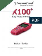 Manual x100