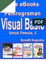 Dasar Pemrograman Visual Basic 6.0 Untuk Pemula Bagian 3