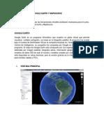 Uso y Manejo de Google Earth y Mapsource