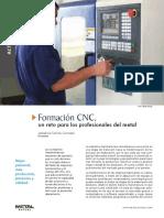 Formación CNC