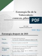 1-Estrategia Fin Para Dia Tuberculosis 2017