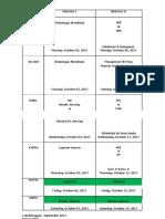 Agenda Apel 2015
