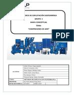 Compresores - Mapa - Resumen - Conclusiones y Obserbaciones