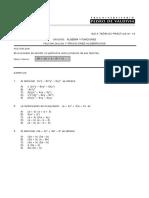 ÁlgebrayFunciones-FactorizaciónyFraccionesAlgebraicas