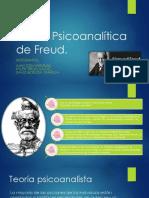Teoría Psicoanalítica de Freud (1)