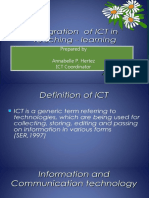 Ict Integration