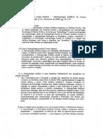 "Schritzmeyer, Ana Lúcia Pastore. ""Antropologia Juridica"",  In Jornal Carta Forense, ano III, n. 21, 02/2005"