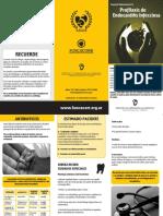 Profilaxis de Endocarditis Infecciosa (1)