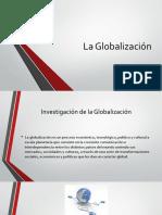La Globalización M