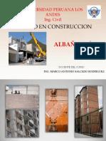 Clase Albañileria
