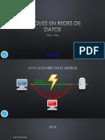 Ataques en Redes de Datos