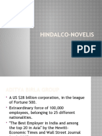 Hindalco Ppt