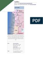Guerra de Peru y Chile o Guerra Del Pacifico Todo