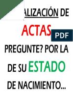 Actualización De