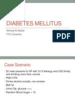 Diabetes Mellitus2 Aa