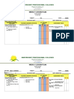 WLAP Grade 7 Format