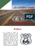 Unidad 8 Ruta 66 - Roxana Cárdenas Fortich