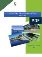 Estrategia de Salud Municipal 2013-2016
