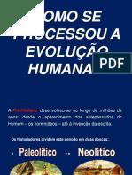 1 - Paleolítico