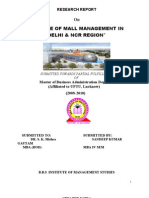 1176. Future of Mall Management in Delhi & NCR Region