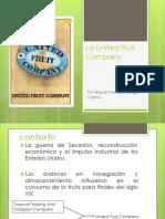Unidad 7 La United Fruit Company - Brayan Úsuga