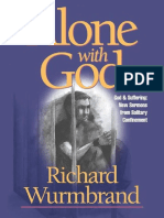 Alone With God_ God and Sufferi - Richard Wurmbrand