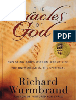 The Oracles of God - Richard Wurmbrand.pdf