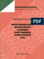 Himpunan Peraturan Th 2003