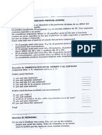Test Minimental Oficial y Extraoficial, Yesavage, Hamilton
