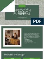 Infección Puerperal