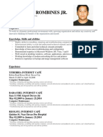 Ryan Resume 1