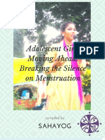 MHM Booklet -Sahayog