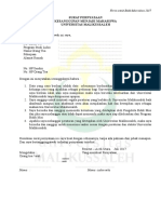 Surat Pernyataan Mhs Bidik Misi Sbmptn 2017new