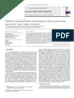 BiFeO3 Doped Bi(MgTi)O3–PbTiO3