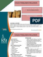 Chiles Poblanos Rellenos