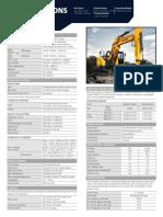 HX235LCR Spec Sheet Print 2
