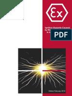 Ignit Hazards Caused by Elektrostatik2015