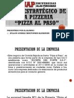 Plan Estratégico de La Pizzeria
