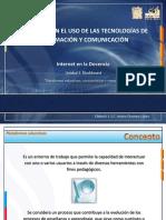 Programa en el uso de las tecnologias de informacion y comunicacion